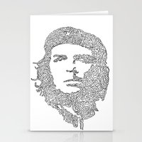 che Stationery Cards featuring Che by Rui Faria