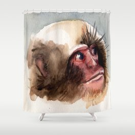 Macaco Shower Curtain