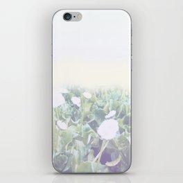 FLOWER MEADOW iPhone Skin