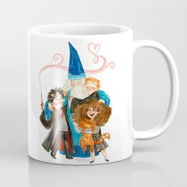 Harry Potter Hug Coffee Mug