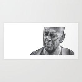 McClane Art Print