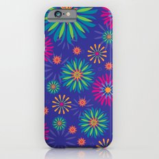 Psychoflower Violet iPhone 6s Slim Case