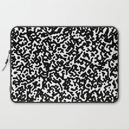 noisy pattern 14 Laptop Sleeve