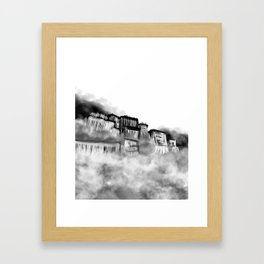 Himalaya Framed Art Print