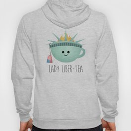 Lady Liber-tea Hoody