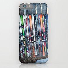 Skis Slim Case iPhone 6s