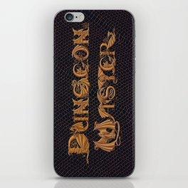 Dracoserific Dungeon Master iPhone Skin