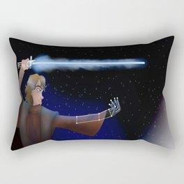 The Afterman Rectangular Pillow