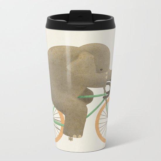 Ride Metal Travel Mug