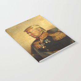 Donald Trump - replaceface Notebook