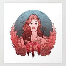 Trinity Goddess Series | Mother Art Print