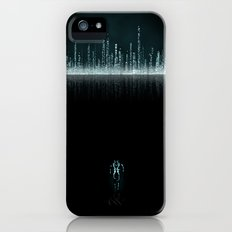 TRON CITY Slim Case iPhone (5, 5s)
