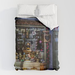 Made in Whitby Comforters