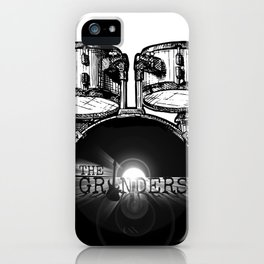The Grinders iPhone Case