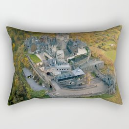 Cochem Castle, Germany Rectangular Pillow