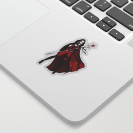 Cassiopeia Sticker