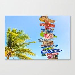 travel #society6 #decor #buyart #homedecor Canvas Print