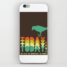Today you have 5 iPhone & iPod Skin