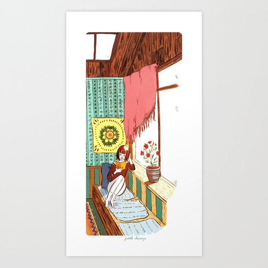 I Should Have Known Better Art Print
