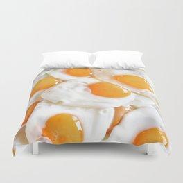 An Eggsellent Breakfast Duvet Cover