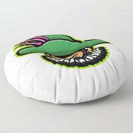 Minstrel Mascot Floor Pillow