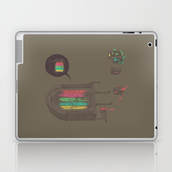 Identity Crisis Laptop & iPad Skin