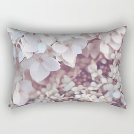 Flower photography by Olesia Misty Rectangular Pillow