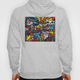 Bambam and Friends Hoody
