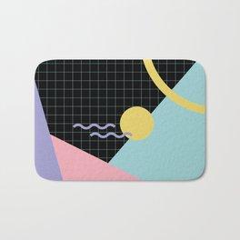 Memphis Pattern 7 - 80s - 90s - Retro Bath Mat