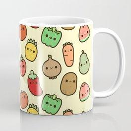Cute fruit and veg Coffee Mug