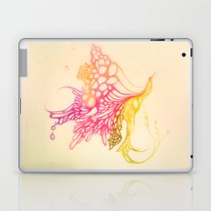 Hummingbird in bloom Laptop & iPad Skin