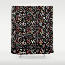 Joshua Tree Tropical by CREYES Shower Curtain