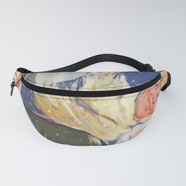 gdr, All to polling stations! Let's vote for prosperity of collective farm live! Fanny Pack
