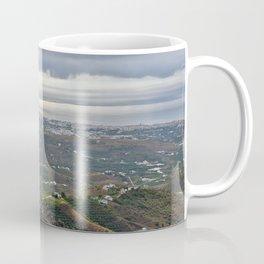 Nerja Costa del Sol Andalusia Spain Coffee Mug