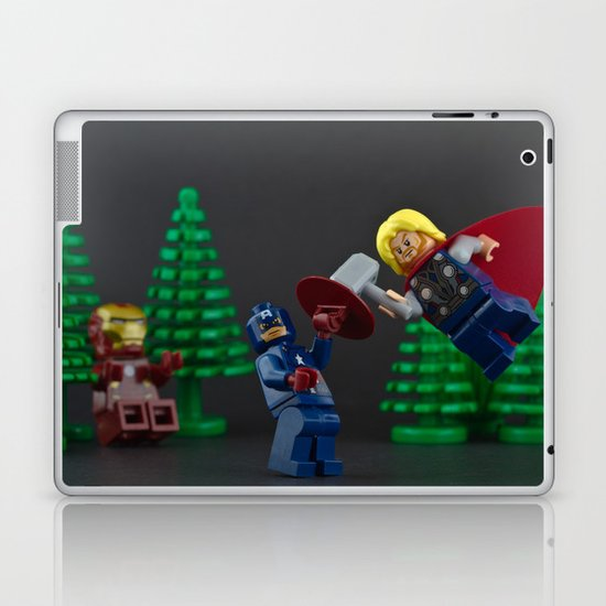 Hammer Time. Laptop & iPad Skin
