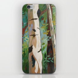Discover Peace iPhone Skin