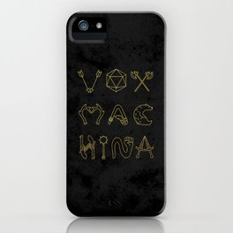 Vox Machina - Critical Role iPhone Case