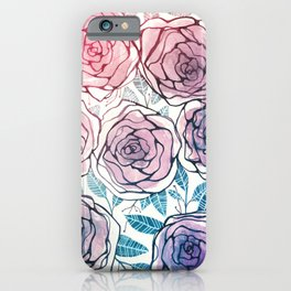 Ode to Summer iPhone Case