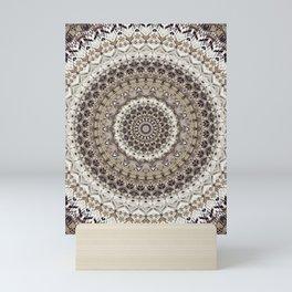 Mandala 451 Mini Art Print