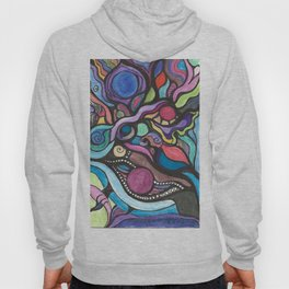 Chameleon Tongue Hoody