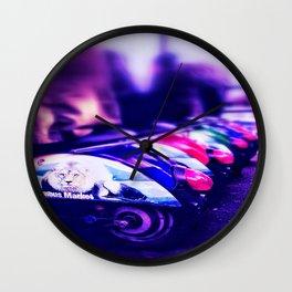 CamdenTown Vespastyle sitting Wall Clock