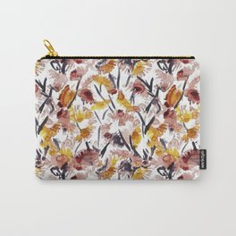 Watercolor Floral 2 Carry-All Pouch