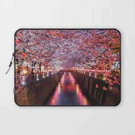 Tokyo Chery Blossom Laptop Sleeve