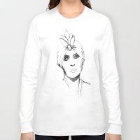 gypsy Long Sleeve T-shirts featuring Gypsy by Harriet Hendricks