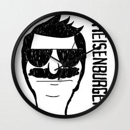 Breaking Bob - Heisenburger Wall Clock