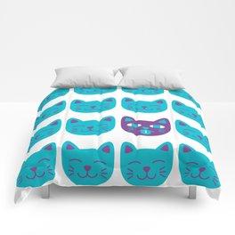 Cat Tongue Comforters