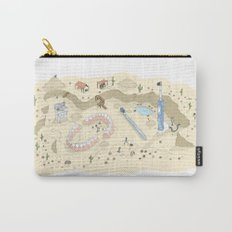 Dental Artifacts Carry-All Pouch