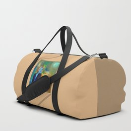 The Portrait of Yutta Duffle Bag