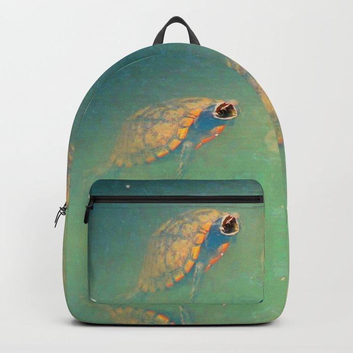 Turtle Backpack by roxygart  4d99a30b26167