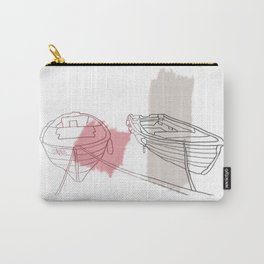 Raise Anchor And Cast Off For Adventure Carry-All Pouch